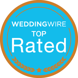 WeddingWire Top Rated