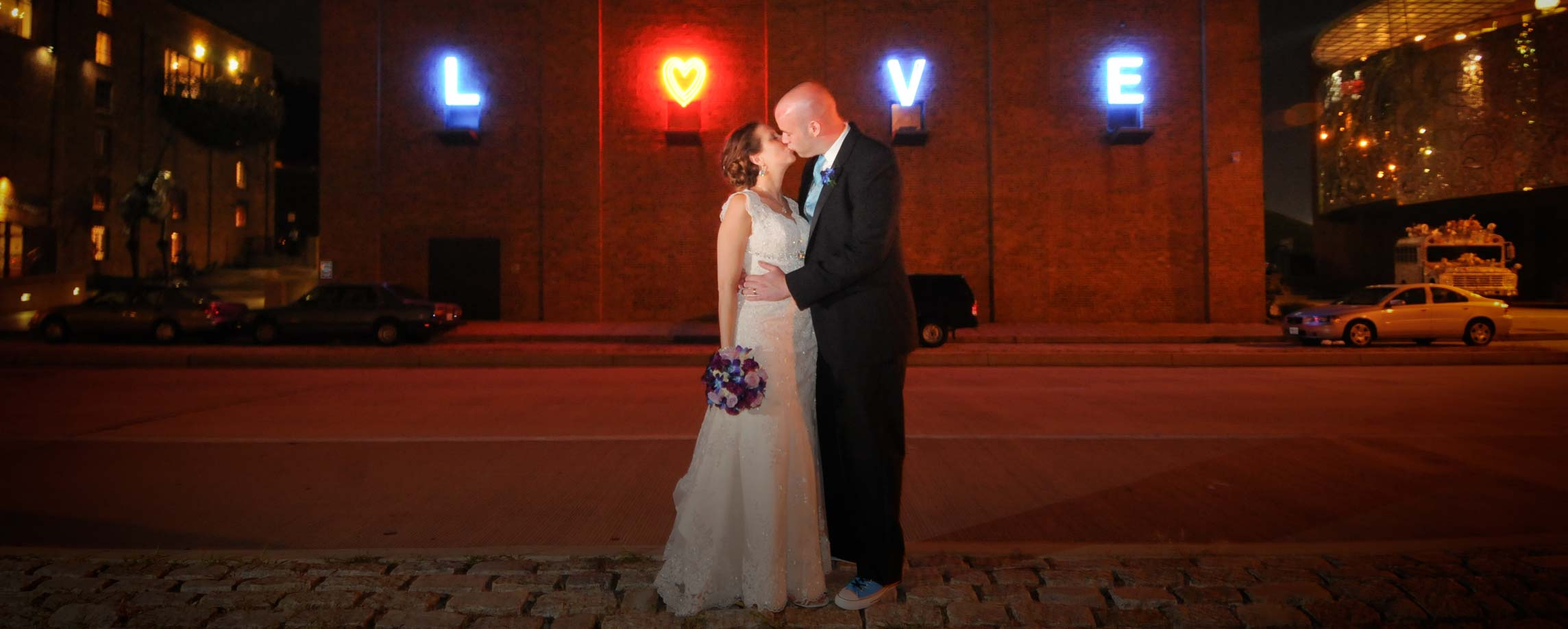 Wedding at the American Visionary Art Museum (AVAM)
